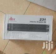 Dbx Equalizer | Audio & Music Equipment for sale in Eastern Region, Asuogyaman