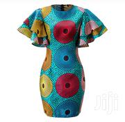 African Flare Sleeve Dress | Clothing for sale in Central Region, Awutu-Senya