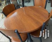 Promotion Of Wooden Table And Chair | Furniture for sale in Greater Accra, North Kaneshie