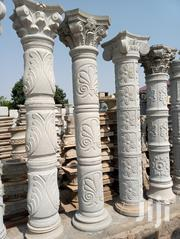 Round Square And Smooth Pillars Are For Sale | Building Materials for sale in Greater Accra, Tema Metropolitan