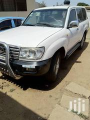 Toyota Land Cruiser 2005 100 VX 4.2 4x4 White | Cars for sale in Greater Accra, Accra Metropolitan