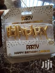 Happy Birthday Candle | Home Accessories for sale in Greater Accra, Adenta Municipal