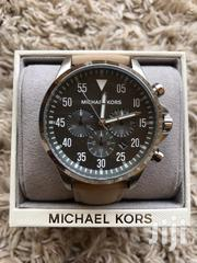 Michael Kors Leather Watch | Watches for sale in Greater Accra, Darkuman