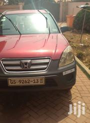 Honda CR-V 2006 2.0i LS Automatic Red | Cars for sale in Greater Accra, Tesano