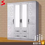 4 Doors Wardrobe Wooden | Furniture for sale in Greater Accra, Achimota