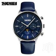 Skmei 9117 Quartz Leather Watch Genuine | Watches for sale in Greater Accra, Achimota