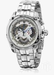 Casio Edifice Chronograph White Dial Men's Watch | Watches for sale in Greater Accra, Achimota