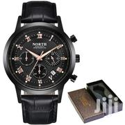 Top Brand Luxury Leather North Watch | Watches for sale in Greater Accra, Achimota