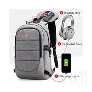 Chargeable Backpack With Headset Port Waterproof | Bags for sale in Greater Accra, Kwashieman