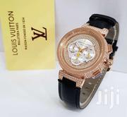 Original Louis Vuitton Leather Watch | Watches for sale in Greater Accra, Accra Metropolitan