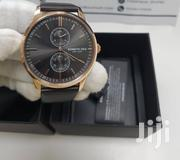 Kenneth Cole Rose Gold Leather Watch | Watches for sale in Greater Accra, Abelemkpe